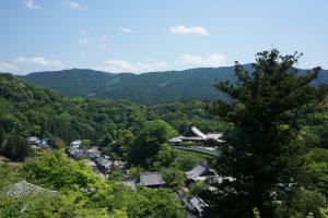 長谷寺舞台からの風景1