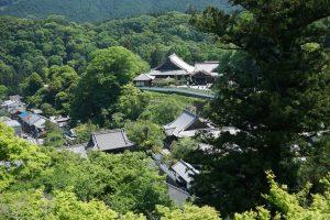 長谷寺舞台からの風景2