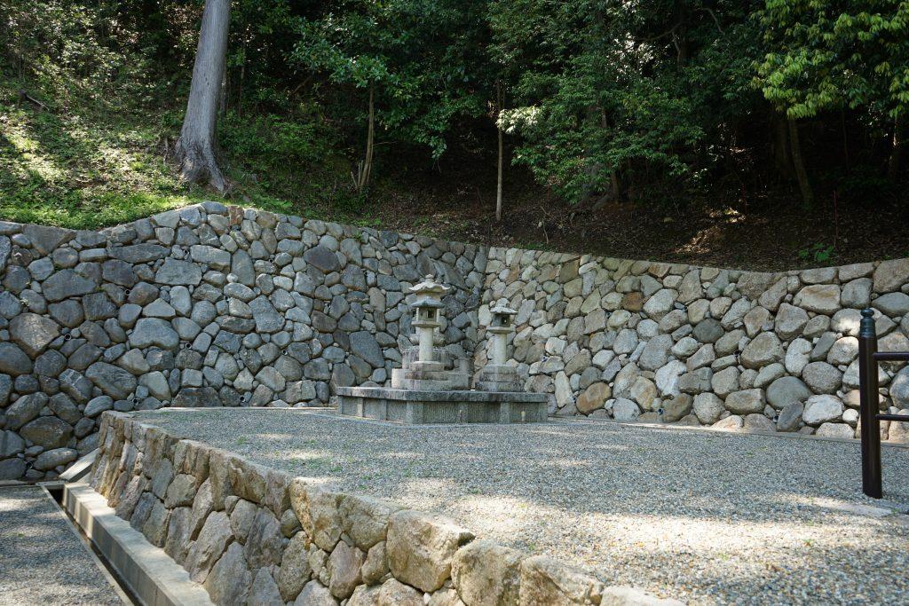 長谷寺にあった御墓
