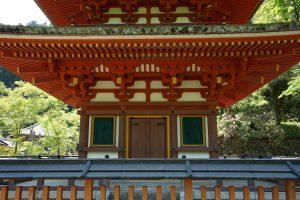 長谷寺五重塔3