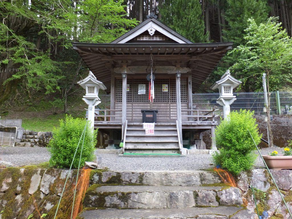 栃尾観音堂