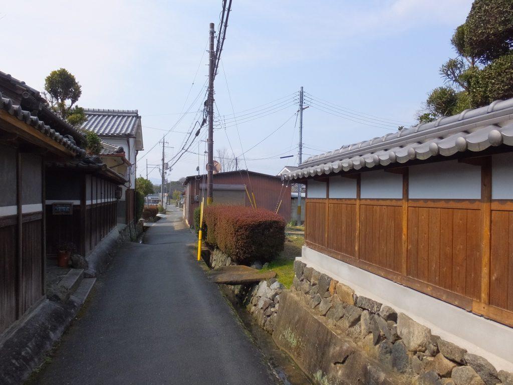 天岩戸神社近隣