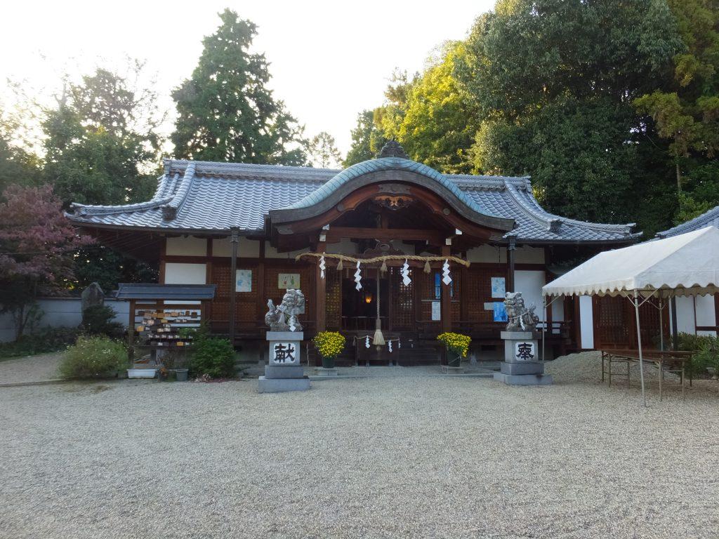 鹿嶋神社本殿