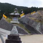 丹生川上神社上社灯籠