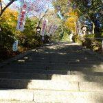 葛城一言主神社の石段