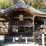 葛城一言主神社拝殿1