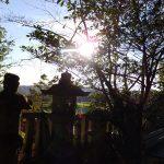 葛城一言主神社境内からの風景1
