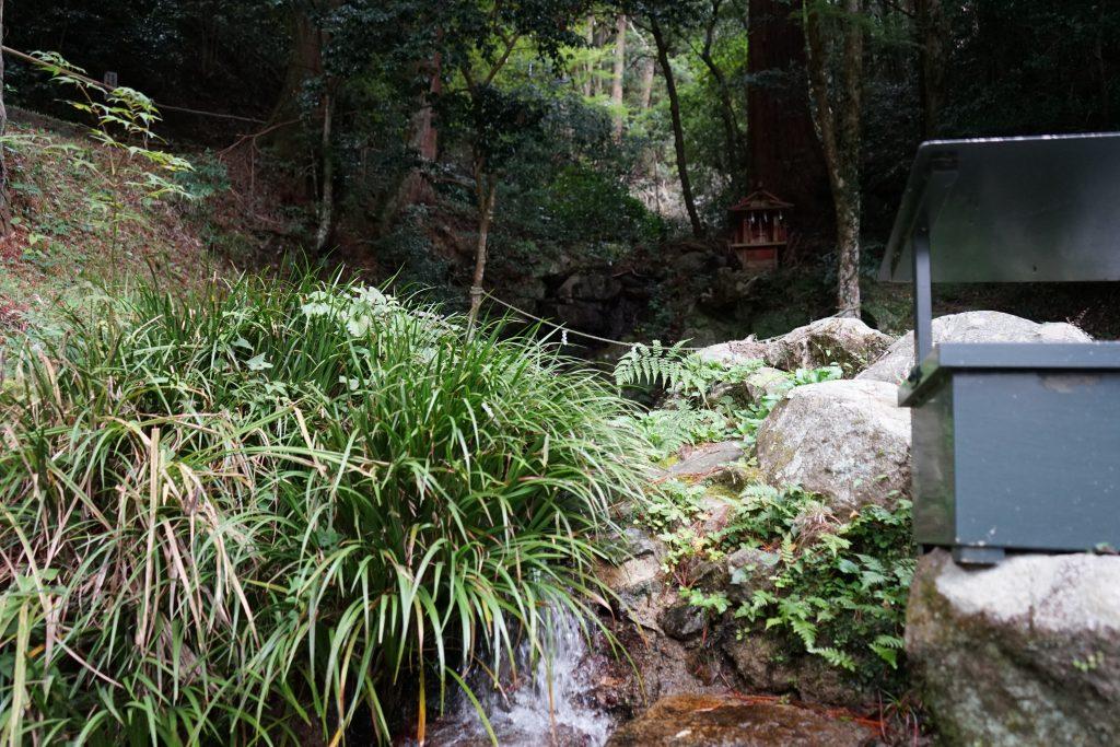 談山神社大和川源流の川