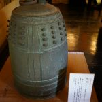 鎌倉時代の談山神社梵鐘