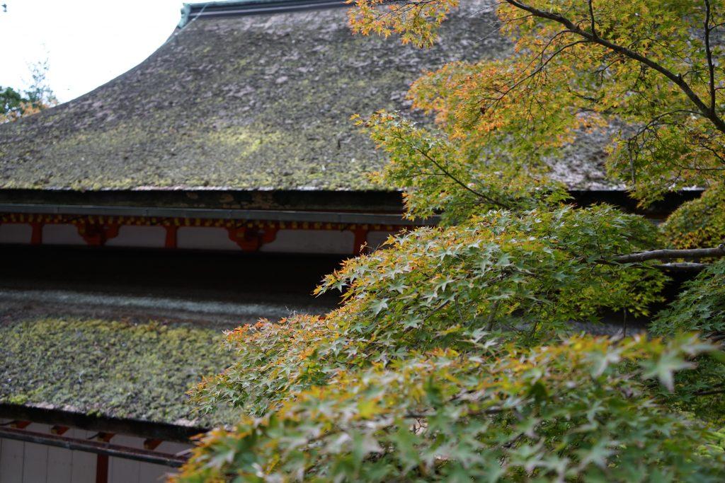 談山神社信廟拝所